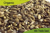 Organic Milk Thistle Seed 500gm